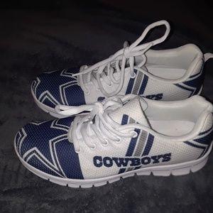 Cut Dallas Cowboys Tennis Shoes | Poshmark